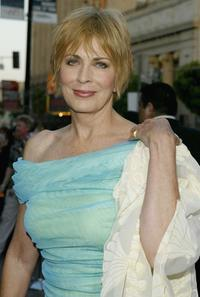 Joanna Cassidy at the premiere of