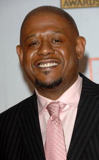 Forest Whitaker at the 12th Annual Critics' Choice Awards in Santa Monica, California.