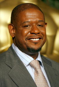 Forest Whitaker at the 79th annual Academy Award nominees luncheon in Beverly Hills.