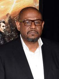 Forest Whitaker at the New York screening of