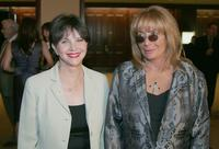 Cindy Williams and Penny Marshall at the National Multiple Sclerosis Society's 30th Annual Dinner of Champions to Honor Tom Rothman.
