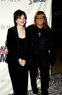 Cindy Williams and Penny Marshall at the 10th Annual