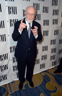 John Williams at the 60th Annual BMI Film and Television Awards in California.