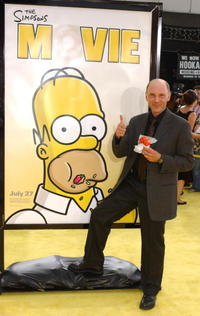 Dan Castellaneta at the L.A. premiere of