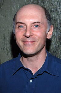 Dan Castellaneta at a live reading of the Warner Bros. screenplay