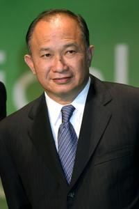 John Woo at the 21st Tokyo International Film Festival.