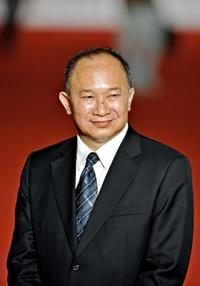 John Woo at the China's only A-category International Film Festival.