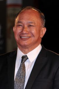 John Woo at the premiere of