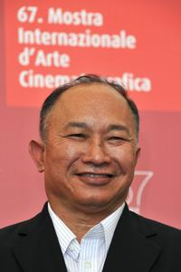 John Woo at the 67th Venice Film Festival.