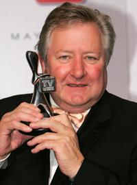 John Wood at the 2006 TV Week Logie Awards.