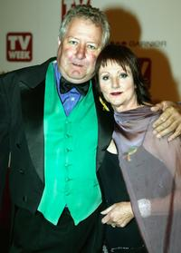 John Wood at the 46th Annual TV Week Logie Awards.
