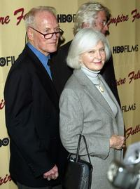 Joanne Woodward at the New York HBO premiere of