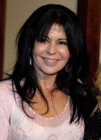 Maria Conchita Alonso at the 60th annual DGA Awards.