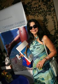 Maria Conchita Alonso at the Frederic Fekkai Pre-Emmy