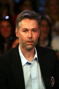 Adam Yauch at the Canadian music television to promote their new concert.