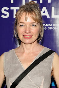 Karen Young at the New York premiere of