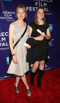 Karen Young and Wanda Young at the New York premiere of