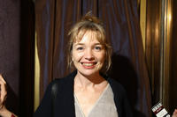 Karen Young at the after party of the screening of