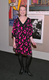 Karen Young at the sneak preview of