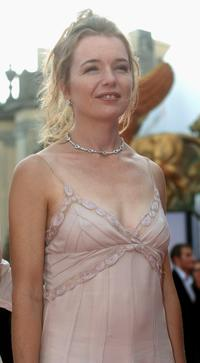 Karen Young at the premiere of