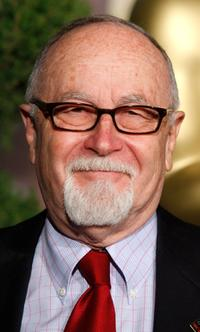 Gilbert Cates at the 80th Annual Academy Awards nominees luncheon.