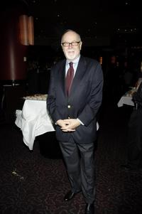 Gilbert Cates at the premiere of David Mamet's play