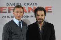 Daniel Craig and Edward Zwick at the photocall of