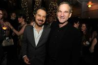 Edward Zwick and Marshall Herskovitz at the after party of the Opening Night Gala of
