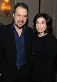 Edward Zwick and Sue Kroll at the Tenth Annual AFI Awards 2009.