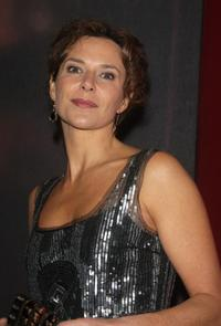 Valeria Cavalli at the 2nd Rome Film Festival.