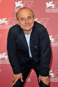 Giuseppe Cederna at the photocall of