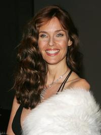 Carol Alt at the Pantene and CFDA tribute to American fashion designers party.