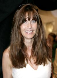 Carol Alt at the Mercedes-Benz Fashion Week Spring 2008.