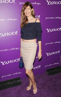 Carol Alt at the Jessica Simpson's album release party for her new album