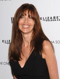Carol Alt at the screening of