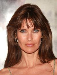 Carol Alt at the premiere of