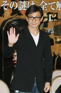 Andy Lau at the press conference of