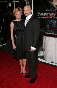 Martha Plimpton and Michael Cerveris at the New York premiere of