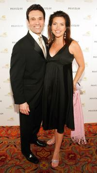 Anthony Crivello and wife Dori Rosenthal at the after party following the opening night performance of