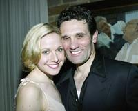 Meredith Patterson and Anthony Crivello at the after party of the Los Angeles premiere of
