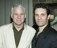 Steve Martin and Anthony Crivello at the after party of the Los Angeles premiere of