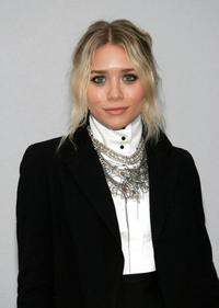 Ashley Olsen at the 2007/8 Chanel Cruise Show.