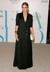 Ashley Olsen at the 25th Anniversary of the Annual CFDA Fashion Awards.