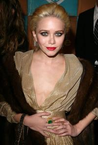 Ashley Olsen at the In Style Magazine and Warner Bros. Studios Golden Globe After Party.
