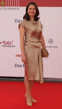 Barbara Auer at the German Film Awards 2008.