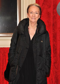 Kathleen Chalfant at the Broadway Opening Night of