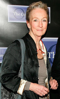 Kathleen Chalfant at the Common Good's Tribute to Ruth Gruber in New York.