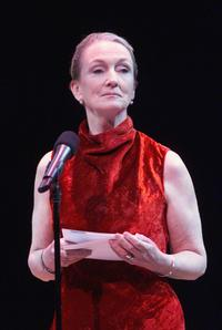 Kathleen Chalfant at the gala benefit of Eve/Ensler's The Vagina Monologues.