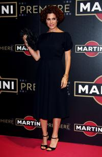 Cecilia Dazzi at the Martini premiere Award Ceremony - Red Carpet.