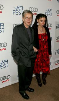 Charles Belmont and Salome Blechmans at the AFI FEST 2006.